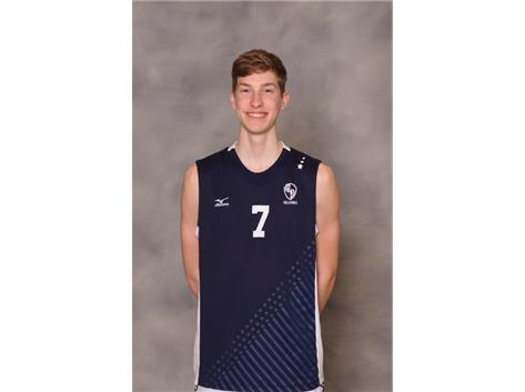 2018-2019 Boys Volleyball: Tim Savage, All Conference