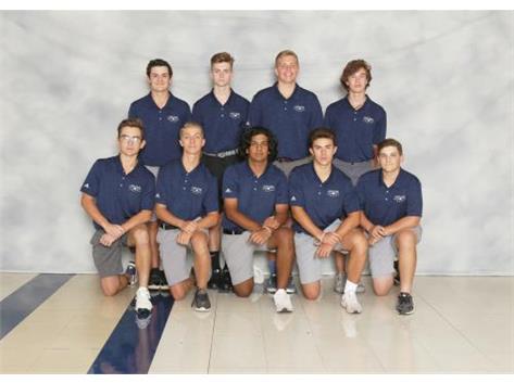 2019-2020 Boys Golf Varsity