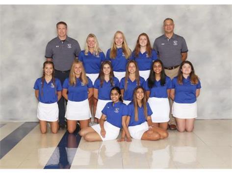 2019-2020 Girls Golf Varsity - Regional Champion