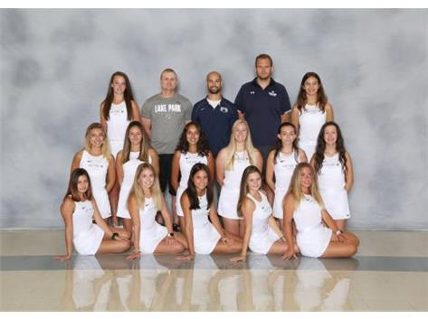 2019-2020 Girls Tennis Varsity