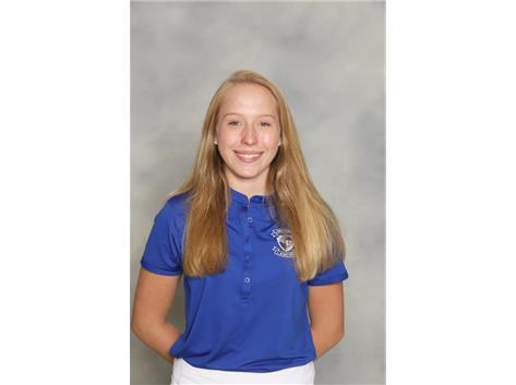 2019-2020 Girls Golf - Olivia Essary: All Conference