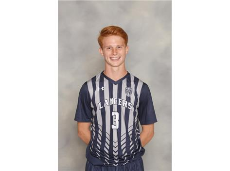 2019-2020 Boys Soccer - Grayden McClellan: All Conference