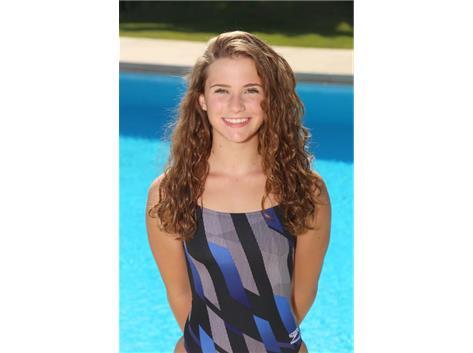 2019-2020 Girls Swim - Camille Gismondo: All Conference