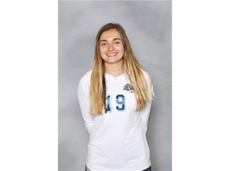 2019-2020 Girls Volleyball - Olivia Szylar: All Conference