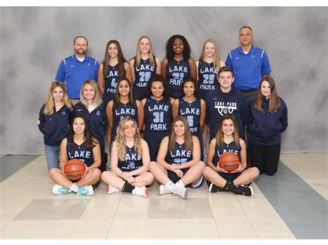2019-2020 Girls Basketball Varsity