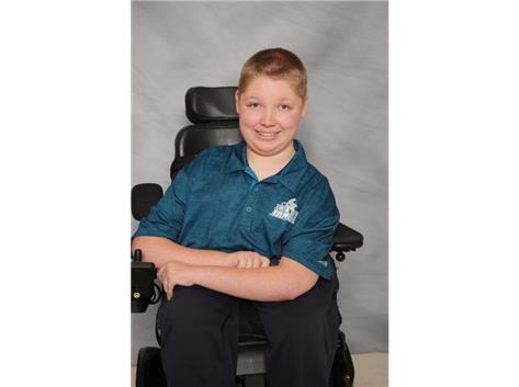 2019-2020 Boys Bowling - Brett Richter, State AWD Champion