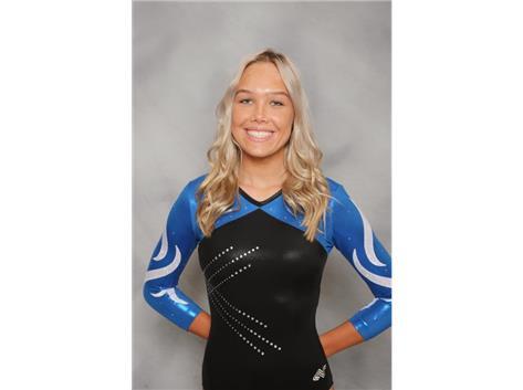 2019-2020 Girls Gymnastics - Julia Naronowicz, State Qualifier Floor
