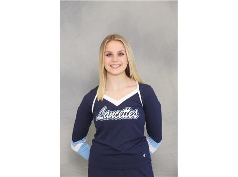 2019-2020 Lancettes - Ashley Ernsting: All Conference