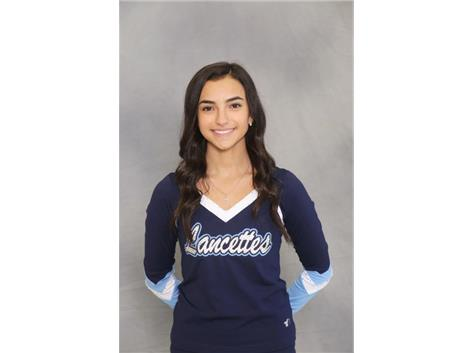 2019-2020 Lancettes - Gabriella Montes: All Conference