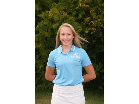 2020-2021 Girls Golf Varsity - Olivia Essary, All Conference