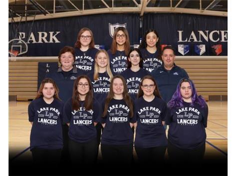 2020-2021 Girls Bowling