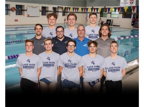 2020-2021 Boys Swim Varsity