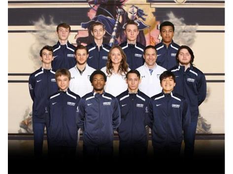 2020-2021 Boys Gymnastics Team