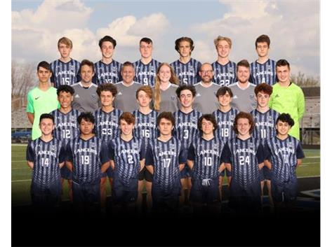 2020-2021 Boys Soccer Varsity
