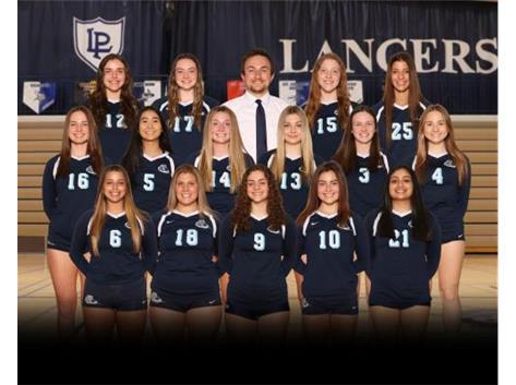 2020-2021 Girls Volleyball Varsity