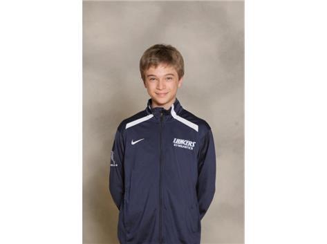 2020-2021 Boys Gymnastics - Luca Marzullo: State Finalist FX, All Conference