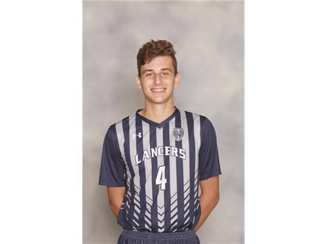 2020-2021 Boys Soccer - Maxymilian Panek:  All Sectional Honorable Mention
