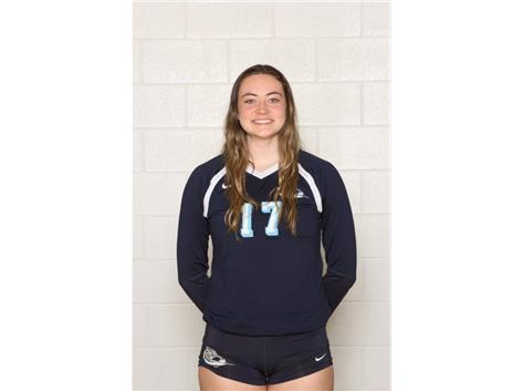 2020-2021: Girls Volleyball - Taylor Connolly: All Conference