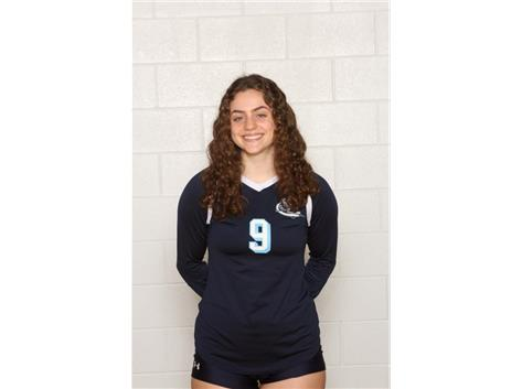 2020-2021: Girls Volleyball - Ariana Marchese: Special Mention