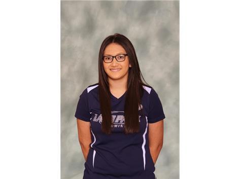 2020-2021: Girls Badminton - Lizette Zarate: State Qualifier
