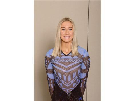 2020-2021 Girls Gymnastics - Paula Naronowicz, All Conference