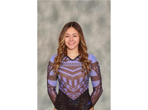 2020-2021 Girls Gymnastics - Olivia Perez, All Conference
