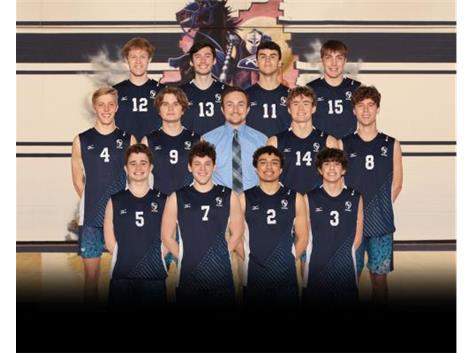 2020-2021 Boys Volleyball - Varsity: State Runner-Up, Sectional Champion, Regional Champion, Conference Champion