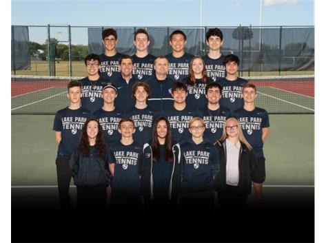 2020-2021 Boys Tennis - Varsity