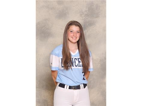 2020-2021 Girls Softball Varsity - Madelyn Fricano, All Conference