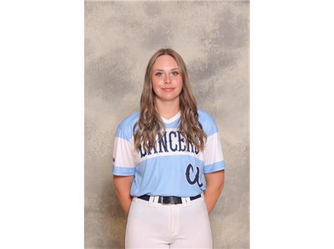 2020-2021 Girls Softball Varsity - Brynn Sheedy, Honorable Mention