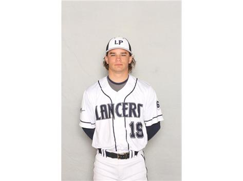 2020-2021 Boys Baseball Varsity - Christopher Worcester, All State, All Conference