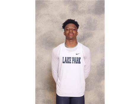 2020-2021 Boys Track Varsity - Desmond Horton, State Runner-Up and Sectional Champion - Triple Jump, State Qualifier - Long Jump, All Conference