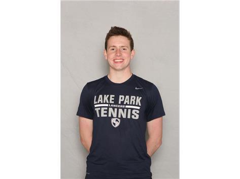 2020-2021 Boys Tennis Varsity - Liam van den Bogert, Honorable Mention