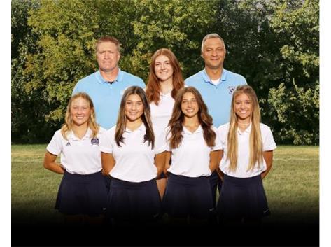 2021-2022 Girls Golf - Varsity