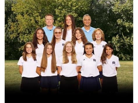 2021-2022 Girls Golf - JV