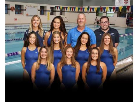 2021-2022 Girls Swimming - Varsity