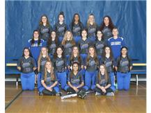 2017 Varsity Softball Team