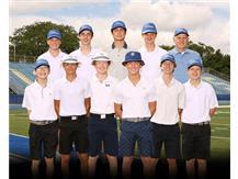 Boys Frosh Soph Golf
