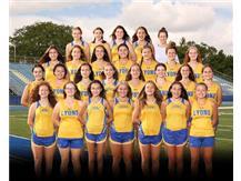 Girls Varsity Cross Country