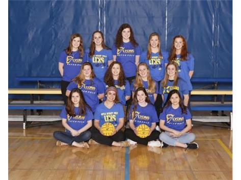 Varsity Girls Water Polo