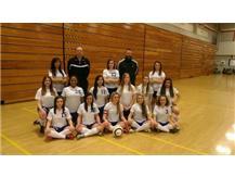 13-14 Girls Soccer Team