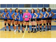 2018 freshmen volleyball