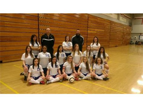 13-14 Girls Soccer Team