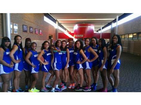 13-14 Girls Track