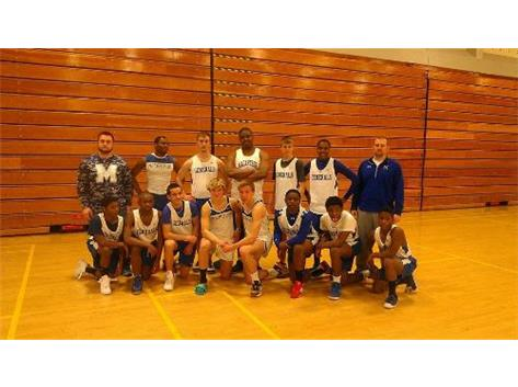 13-14 Boys Track