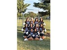 2021 ME Fall Varsity Cheer Team