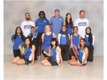 2021 Frosh Tennis Team