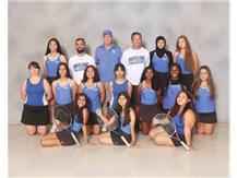 2021 JV Tennis Team