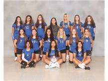 2021 JV Volleyball Team