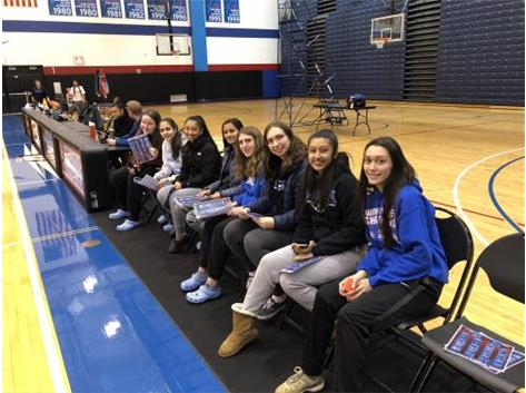 Thank you to DePaul Women's Basketball for allowing us to watch a practice. Such a fun day!